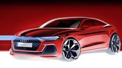 Audi TT 4 (2022) : un coupé à quatre portes uniquement ?