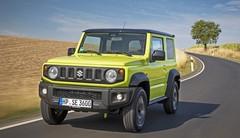 Prix compétitifs et malus dissuasif pour le nouveau Jimny de Suzuki