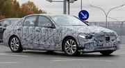 La future Mercedes Classe C 2021 se montre déjà