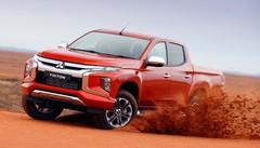 Mitsubishi L200 : le pick-up fait peau neuve