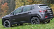 Essai Jeep Compass: concurrentiel ?