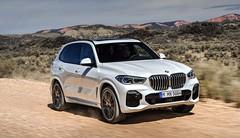 BMW : X3 et X5 hybrides rechargeables en 2019