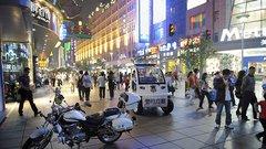 Voiture électrique : braquage à la chinoise