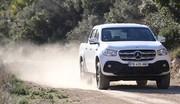 Essai Mercedes Classe X 350D V6 4Matic Double Cab (2019) : Pick-up étoilé en V6 majeur