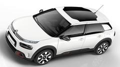 Décalé, le Citroën Cactus sera électrifié