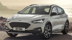 Prix Ford Focus Active 2018 : les tarifs et équipements dévoilés