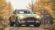 Aston Martin montre son SUV DBX