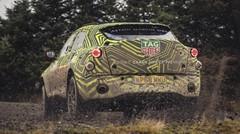 Aston Martin DBX : les premières photos du prototype