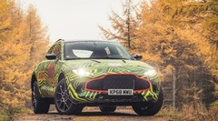 Aston Martin tease le DBX… son premier SUV