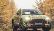 Aston Martin DBX : les premières images révélées