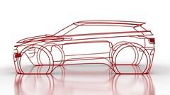 Land Rover dévoile un teaser du nouveau Range Rover Evoque