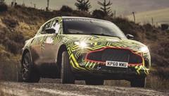 Un nouveau SUV haut de gamme arrive : voici l'Aston Martin DBX