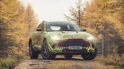 Aston martin DBX : le prochain SUV se montre pour la première fois