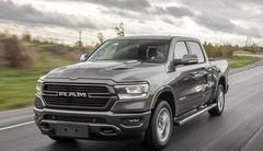 Essai Dodge RAM 1500 2019 : Un visa pour l'Europe