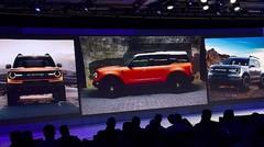 Le Ford Bronco en fuite