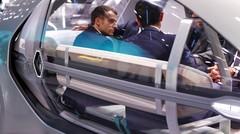 « Bientôt, une voiture autonome prendra la place de l'Étoile »