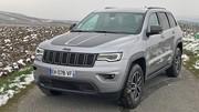 Jeep Grand Cherokee Trailhawk : Le baroudeur américain