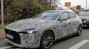 La future Mazda 3 prend la route