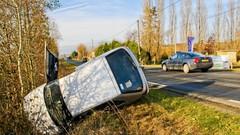 Mortalité routière en octobre: moins de tués mais plus d'accidents