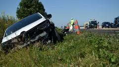 Le nombre de morts sur les routes a fortement baissé en octobre