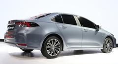 Nouvelle Toyota Corolla Berline : aussi pour l'Europe !