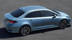 Toyota dévoile la Corolla berline