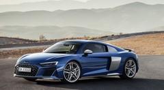 L'Audi R8 ne sera pas déclinée en version V6
