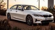 BMW Série 3 (2019) : la 330e hybride rechargeable sera à Los Angeles