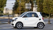Essai Smart Fortwo EQ : j'ai conduit la future « Autolib' »