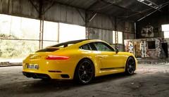 Essai Porsche 911 Carrera T : notre avis sur la dernière 911 type 991