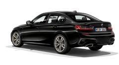 BMW présente une Série 3 M340i xDrive en attendant la M3