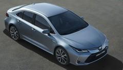 Toyota Corolla 2019 : une nouvelle version berline aussi pour l'Europe