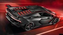 Lamborghini SC18: unique