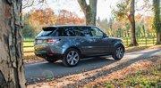 Essai Range Rover Sport Hybrid SDV6