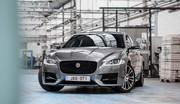 Essai Jaguar XF 2.0d 180ch 2016