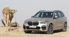 Essai BMW X5 M50d M Performance (2019) : Un géant bavarois prince du désert