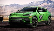 Lamborghini Urus ST-X : le SUV de compétition