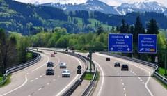 L'Allemagne interdit aussi les vieux diesel… sur autoroute !