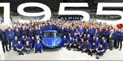 Fin de production pour l'Alpine A110 Première Edition