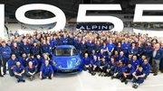 Après une attente de quasiment 2 ans, ce client va enfin recevoir son Alpine A110 !