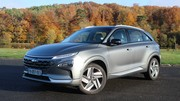 Essai Hyundai Nexo : demain commence aujourd'hui