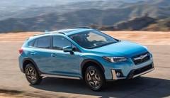 Subaru Crosstrek Hybrid : rechargeable
