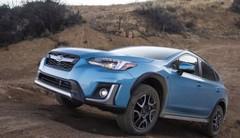 Subaru Crosstrek hybrid : Le premier hybride rechargeable de Subaru