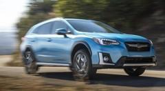 Subaru dévoile son premier hybride rechargeable