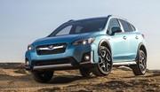 Subaru présente son premier modèle hybride rechargeable, le Crosstrek Hybrid