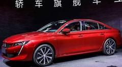 Peugeot 508L : une version très spéciale pour la Chine