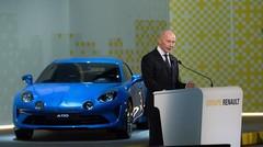 Renault : Carlos Ghosn provisoirement remplacé par un duo