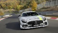 Mercedes-AMG dévoilera la GTR Pro