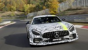 Mercedes-AMG dévoilera son AMG GT R PRO