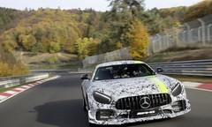 Mercedes-AMG GT R PRO : une variante extrême à Los Angeles